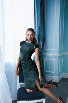 Neiman Marcus Christmas 2013 Dress