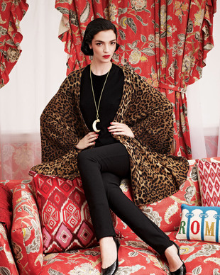 Neiman Marcus Holiday 2013 Looks
