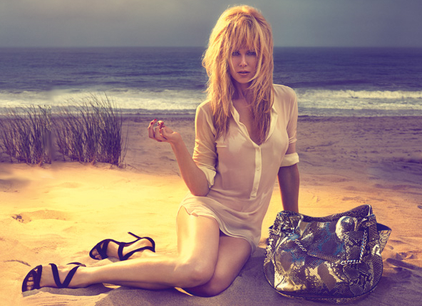 Nicole Kidman for Jimmy Choo Resort 2014 Campaign
