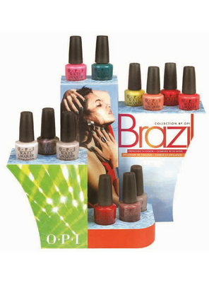 Opi Brazil Nail Polishes