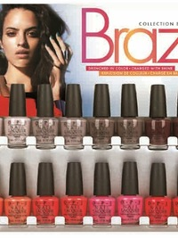 OPI Brazil Spring/Summer 2014 Collection