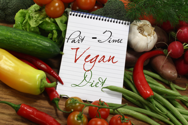 Part Time Vegan Diet: Dare to Try It?