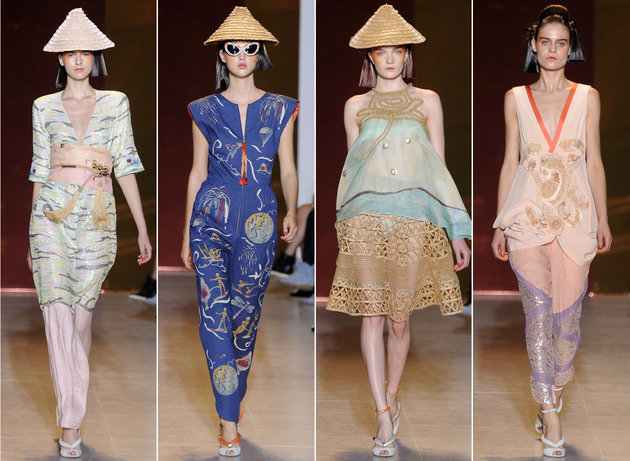 Tsumori Chisato Spring 2014 Collection
