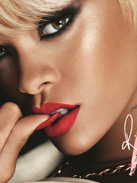 Rihanna for MAC Holiday 2013 Makeup Collection