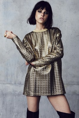 Rihanna River Island Winter 2013 Collection Look  (1)