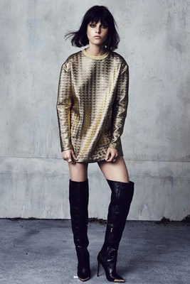 Rihanna River Island Winter 2013 Collection Look  (2)