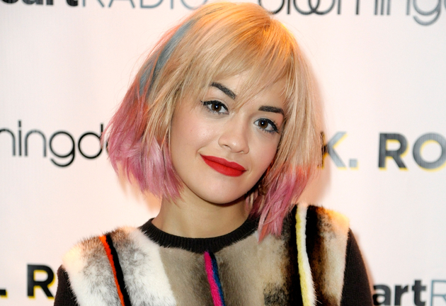 Rita Ora Teams  Up With Rimmel For Makeup Line Collab