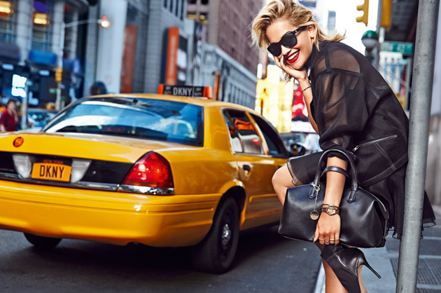 Dkny Resort 2014 Ad Campaign