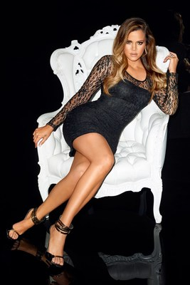 Khloe For The Kardashian Kollection For Lipsy Holiday 2013