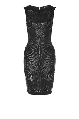 The Kardashian Kollection For Lipsy Holiday 2013 Bodycon Dress