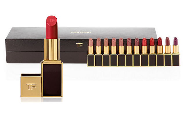 Tom Ford Lipstick Set for Holiday 2013