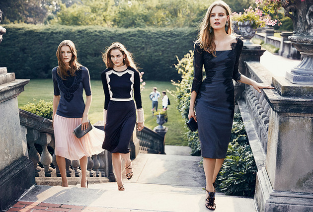 Tory Burch Winter 2013 Collection