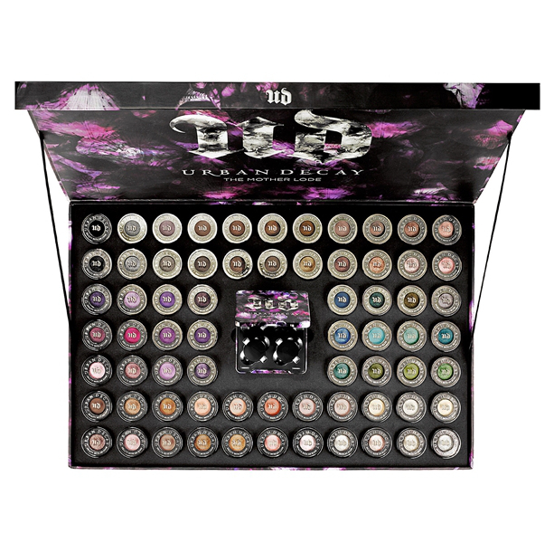 Urban Decay The Mother Lode Shadow Set Holiday 2013