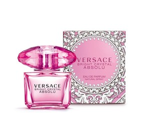 A more intense version of the popular Versace Bright Crystal will soon be available. Find out more.