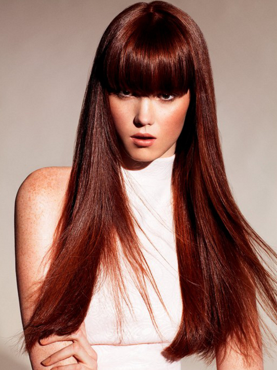 pictures winter hair color ideas 2013 auburn brown