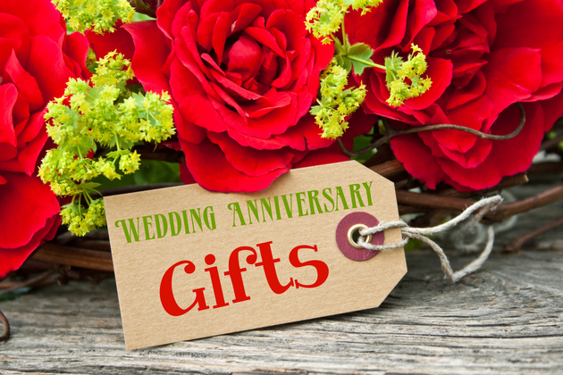 15th Wedding Anniversary Gift Ideas For Wife: 1 To 15 Wedding Anniversary Gifts By Year