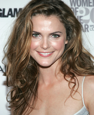 Keri Russell Curly Hair