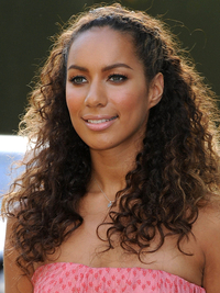 Leona Lewis Natural Hair