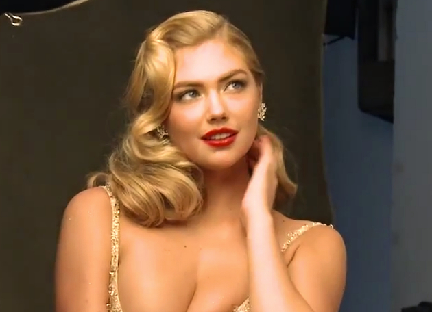 Kate Upton As Marilyn Monroe