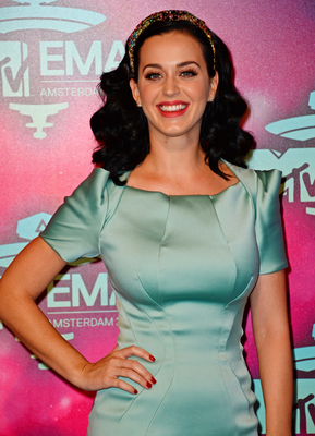 Katy Perry Zac Posen Dress