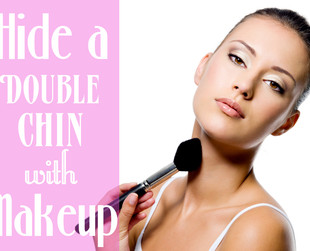 4 Ingenious Makeup Tips to Hide a Double Chin
