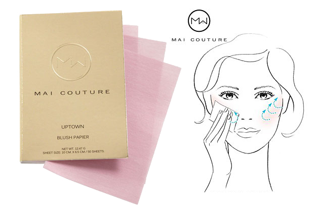 Mai Couture Blush Papier