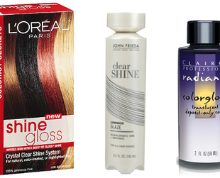 Does your hair feel dull and seems to have lost vitality? If your answer's yes, then we recommend some great hair glossing treatments that will restore your tresses' natural shine.