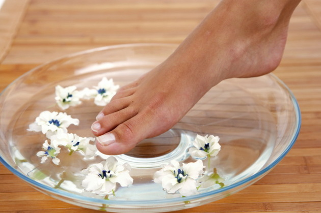 Cracked Heels Treatment