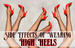 5 Important Side Effects of Wearing High Heels