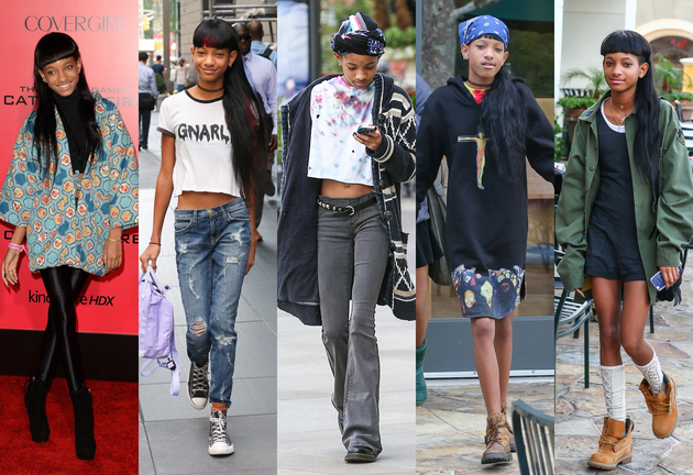 Willow Smith Fashion Style