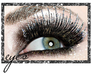 Glitter can add a touch of refinement and elegance to your apparel, if used properly. If you're not sure how to sport sparkly items and makeup, here are 5 stylish ways to wear glitter!