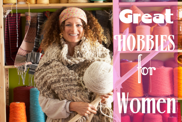 7 Great Hobby Ideas for Women Over 40