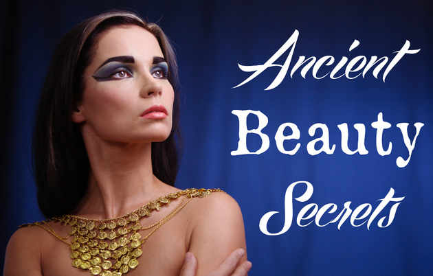 8 Ancient Beauty Secrets from Around the World
