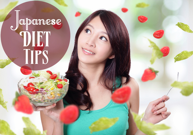 8 Great Japanese Diet Tips for Women