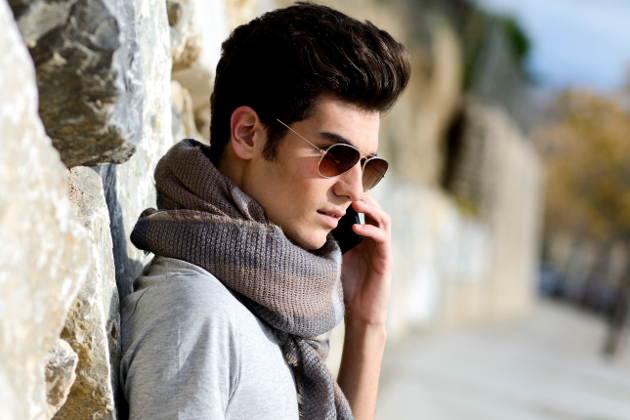 8 Ways for Men to Tie a Scarf