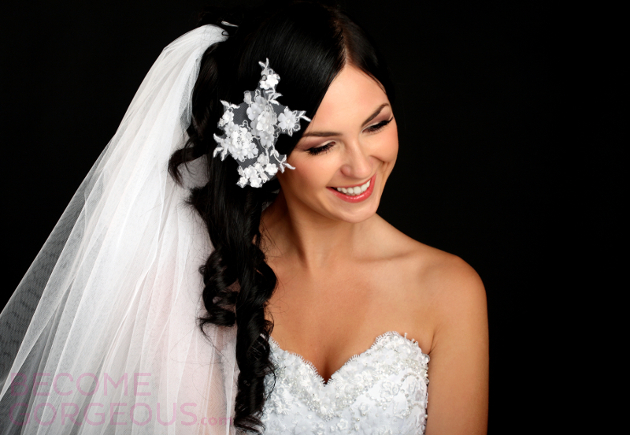 8 Wedding Hairstyles for Long Hair