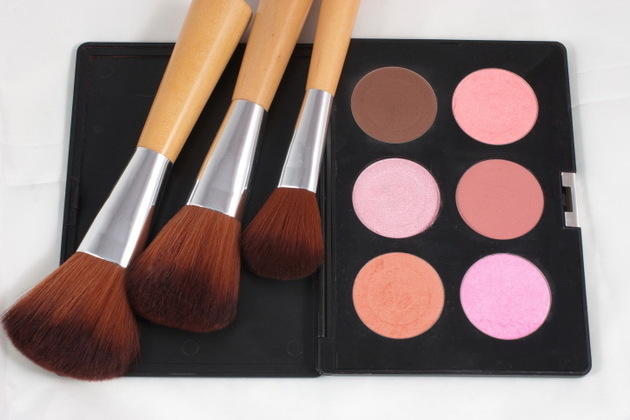 Glossy Blushes To Hide Flu Symptoms