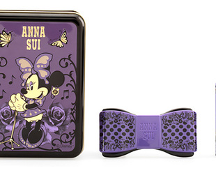 Have a look at the new Minnie-inspired makeup collection from Anna Sui!
