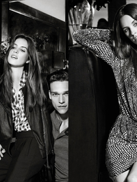Armani Exchange Holiday 2013