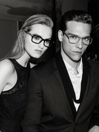 Armani Exchange Holiday 2013 Ad