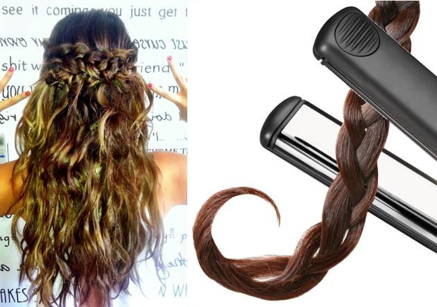 How To Style Braid Waves