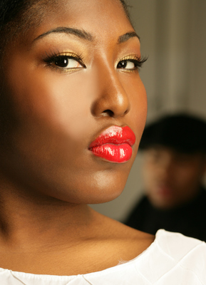 Red Lipstick For Black Women