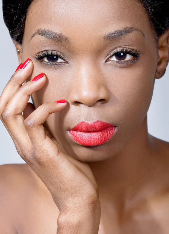 Pictures : Best Lipstick Shades for Black Women - Bright ...