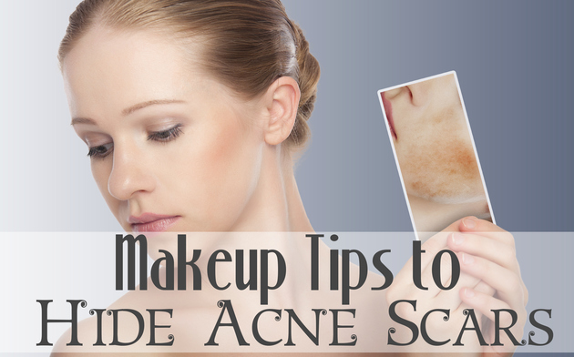 Best Makeup to Cover Acne Scars