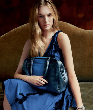 Bottega Veneta Resort 2014 Campaign