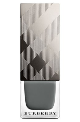 Burberry Graphite Nail Polish