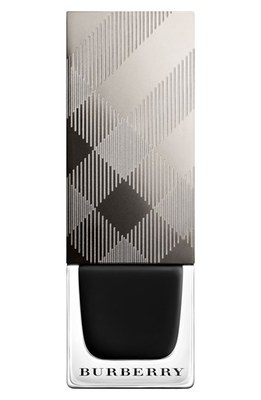 Burberry Poppy Black Nail Polish