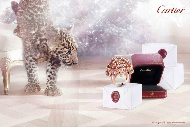 Cartier Winter Tale 2013