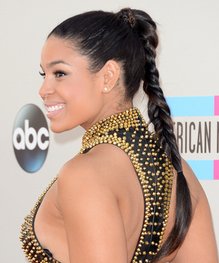 Jordin Sparks Hairstyle