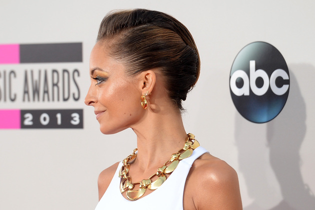 Nicole Richie Hairstyle